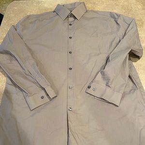 Men's JF dress shirt size 16-16.5,32-33